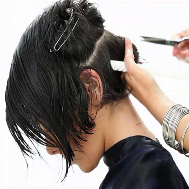 Girls Hair Cut & Style